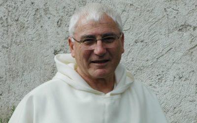 Le frère Bernard Bonvin est décédé