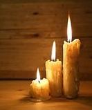 bougies Avent