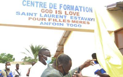 Le centre God-is-love St-Laurent a été inauguré!