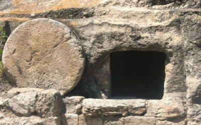 Christ est vraiment ressuscité!