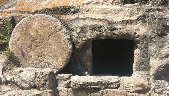 tombeau vide