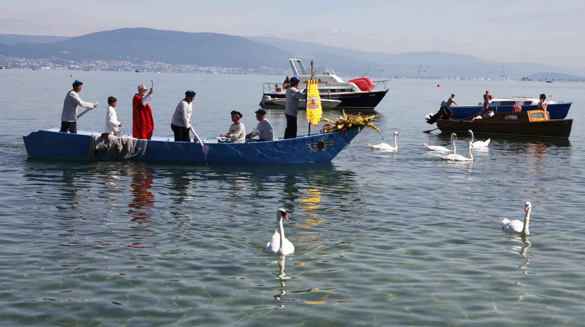 Bénédiction des bateaux