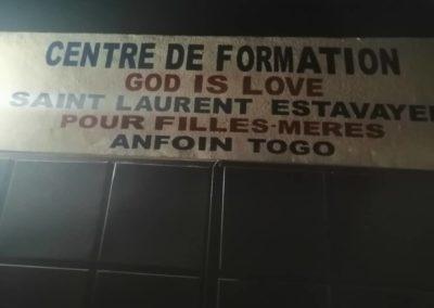 plaque du centre