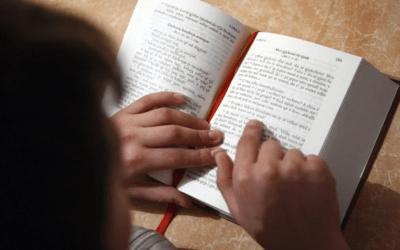 Remise de la Bible aux enfants de 6H