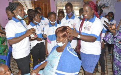 Des nouvelles du centre God-is-love St-Laurent au Togo